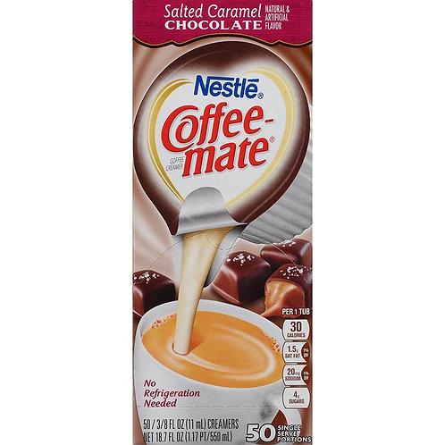 Coffeemate - Salted Caramel Liquid Creamer 1x Single Serve Tub