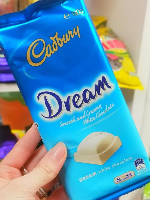 Cadbury Dream 180g Bar