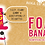 Thumbnail: Mini Foam Bananas