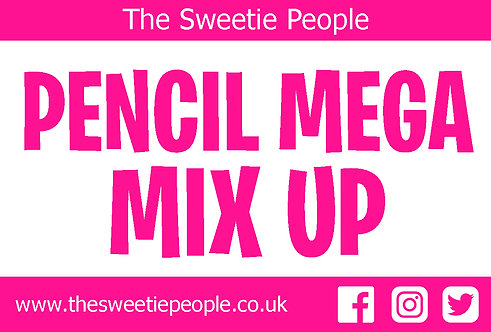 Mixed Mega Pencil Mix Up 1kg