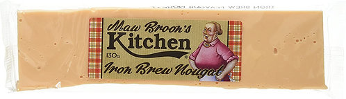 The Broons Auld Fashioned Iron Brew Nougat Bar 130g (V)