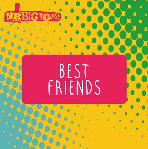 Best Friends Small Treat Box (V)