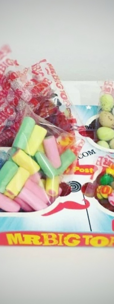 Mr Big Tops Sweets