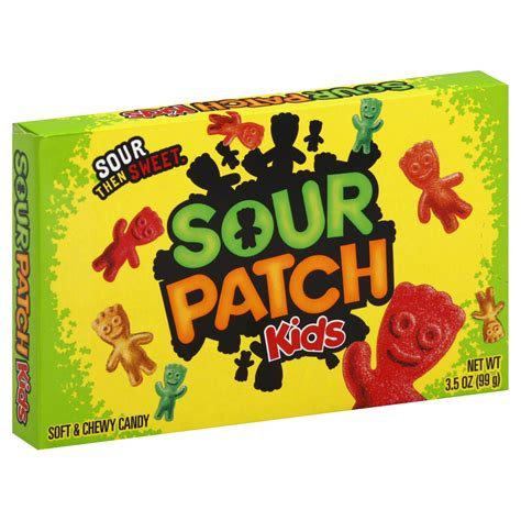 Sour Patch Kids (V, VE)
