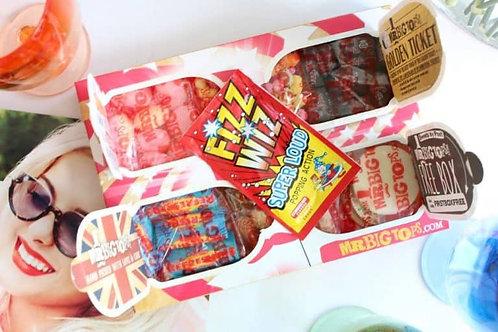 Mr Big Tops Girls Birthday Box