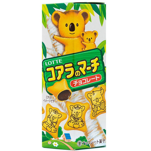 Koala's March Chocolate Cream Biscuits