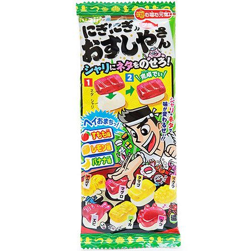 Nigi Nigi Osushi Yasan DIY Gummy Candy (Make Your Own Sushi Shop