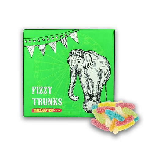 Circus Treats - Fizzy Trunks (Fizzy Chips) 200g