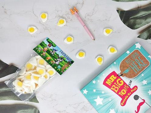 Easter Haribo Fried Eggs