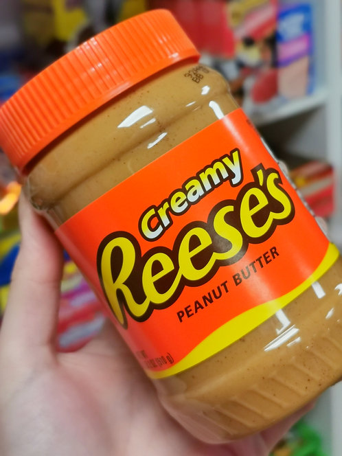 Reeses Peanut Butter Spread