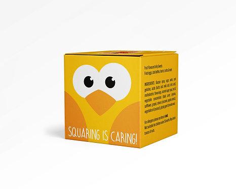Square Sharing Chicken Box - Gummy Mix