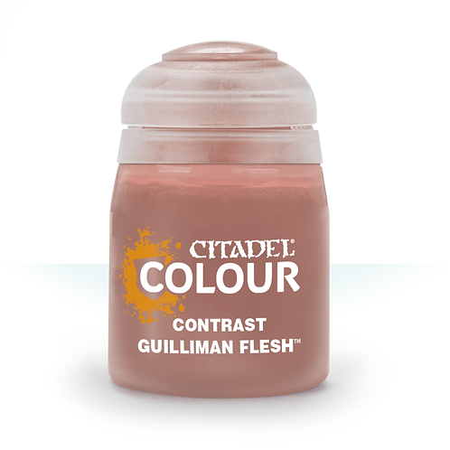 Contrast: Guiliman Flesh 18ml
