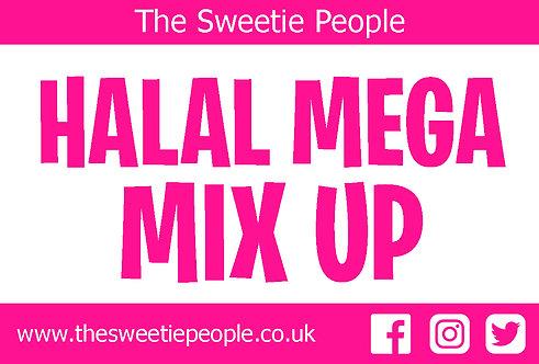 Halal Mega Mix Up 500g