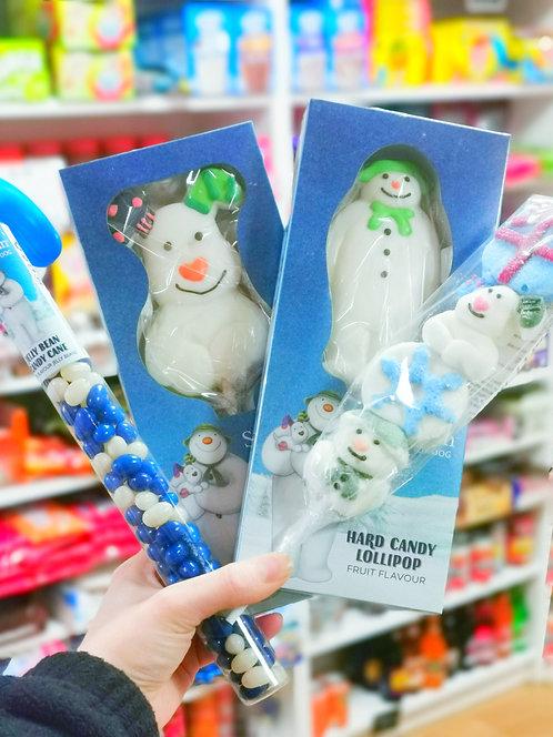 The Snowman Mallow Pop