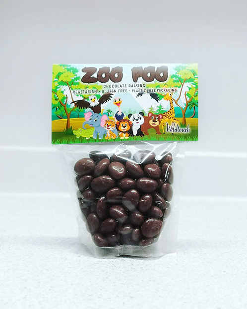 Zoo Poo - Chocolate Raisins (V, GF)