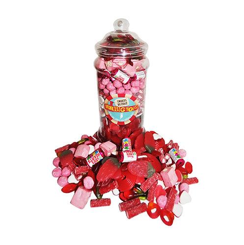 Small Victorian Sweet Jar