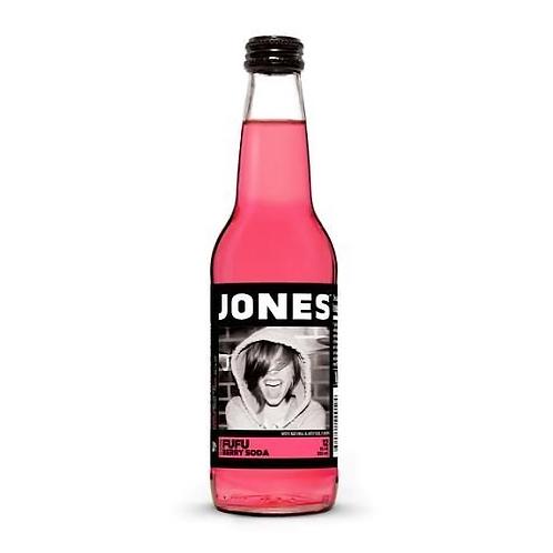 Jones Soda - Fufu Berry 12fl.oz (355ml)