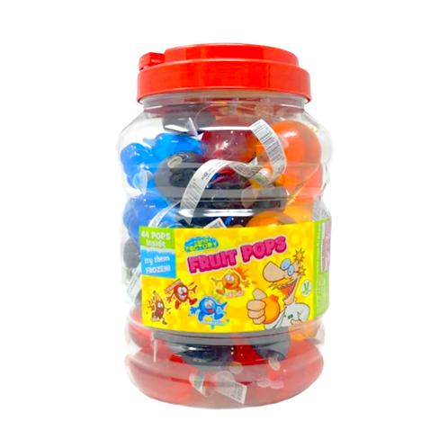 1 Full Jar of Fruit Pops (V, VE)