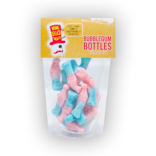 Bubblegum Bottles (V, VE)