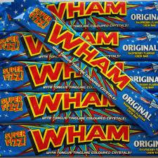 Wham Bars x10 (V, VE)