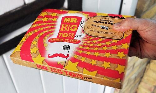 Mr Big Tops Gluten Free Box