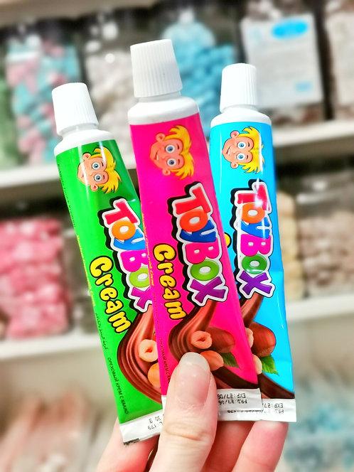 Toybox Hazelnut Cream Tube