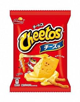 Cheetos Crunchy Cheese (Japanese)