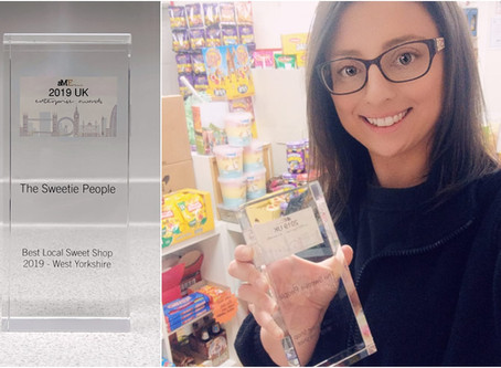🏆🏆🏆 Best Local Sweet Shop 2019 - West Yorkshire 🏆🏆🏆