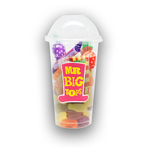 350ml Vegetarian Mega Mix Cup