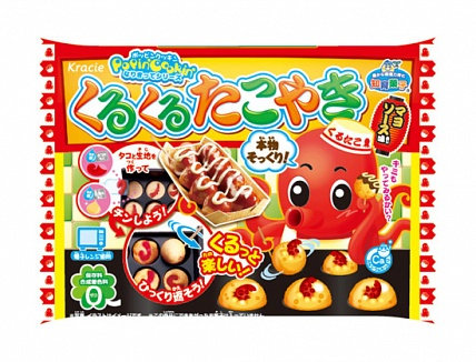 Popin' Cookin' DIY Takoyaki Balls Kit