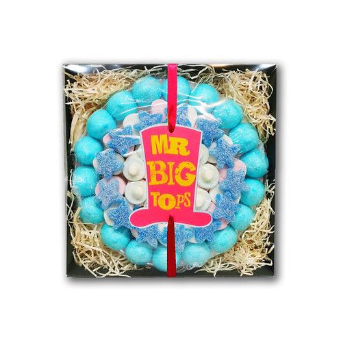 Blue Sweetie Cake