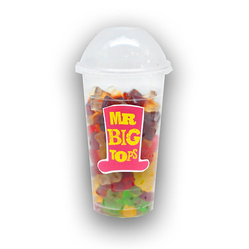 500ml Sugar Free Mega Mix Cup