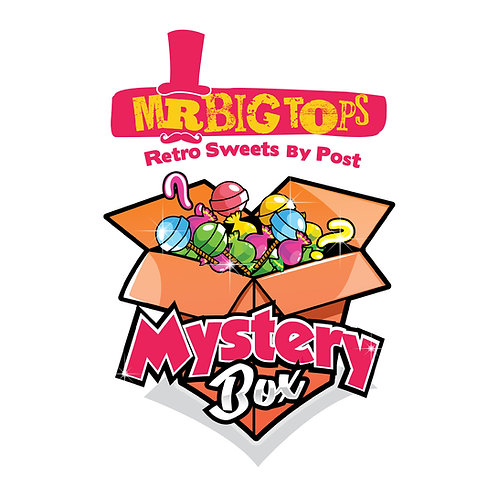 Vegan - Mr Big Tops 6 Pouch Mystery Box