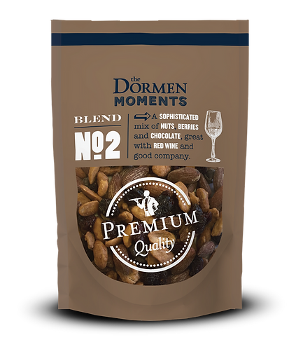 The Dormen Moments Red Wine Nut Mix