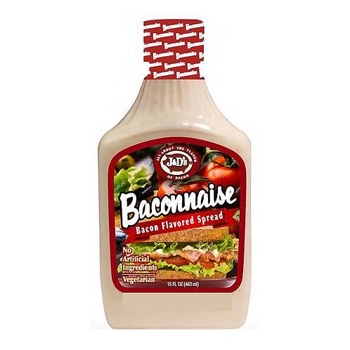 J&D's Baconnaise Spread - 15oz (443ml)