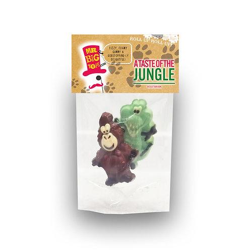 Belgian Chocolate Jungle Pack 1