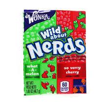 Wonka Nerds Melon & Cherry (V)