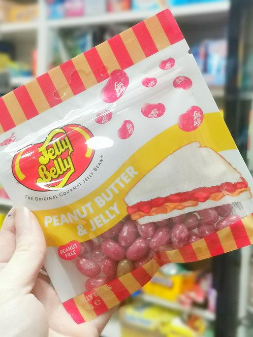 Jelly Belly - Peanut Butter & Jelly (GF, V)
