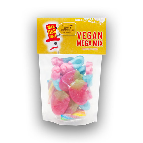Vegan No Fizzy Mix Pouch (V, VE)