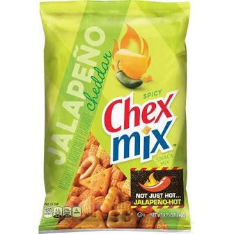 Chex Mix Spicy Jalapeno