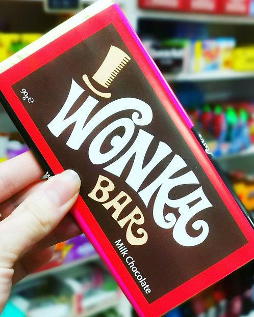 Wonka Bar 90g