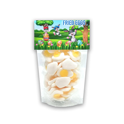 Easter Haribo Fried Eggs