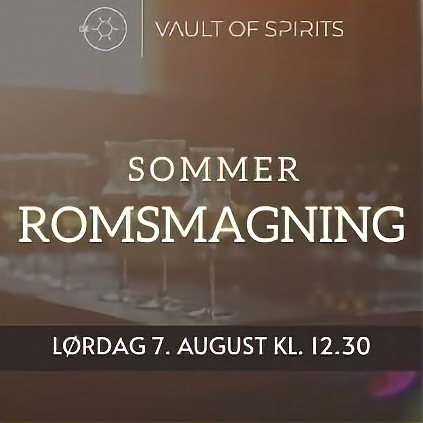 Romsmagning - Vault of Spirits