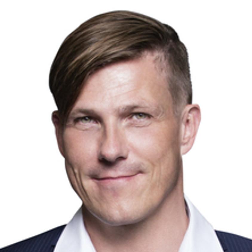Niels Krøjgaard - Din krop kan tale uden du åbner munden