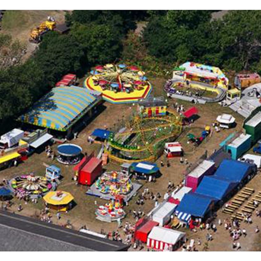 Tour pas til Ankers tivolipark (gælder hver dag fra 10.00 til 14.00)