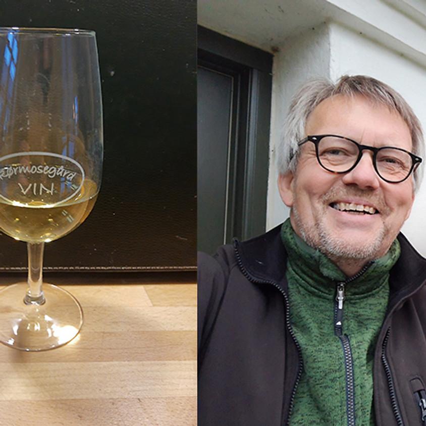 Rørmosegård vin - Vinsmagning