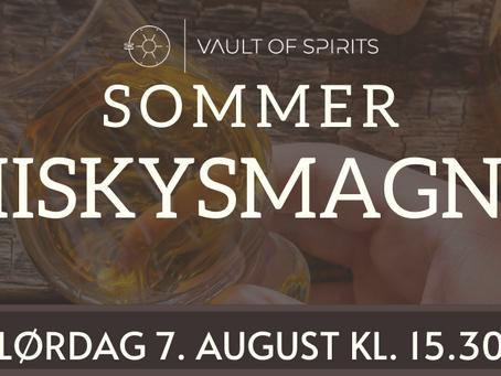 Whiskysmagning - Vault of Spirits