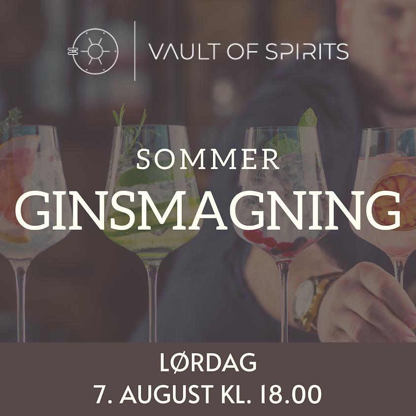 Ginsmagning - Vault of Spirits