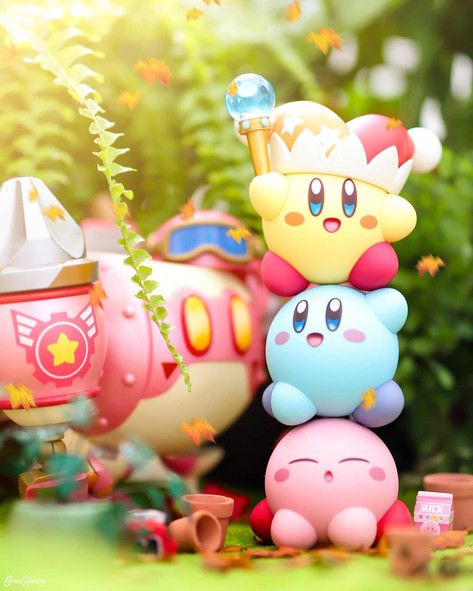 Kirby Tower