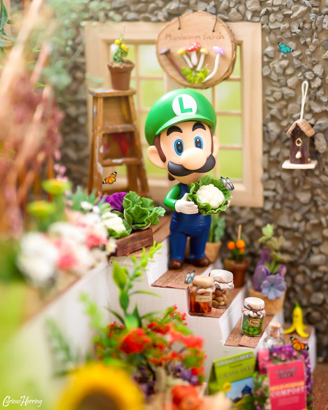 Gardening With Luigi